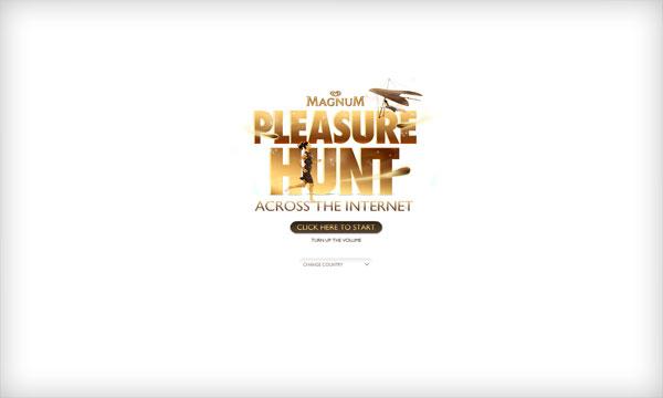 Magnum: Pleasure Hunt Campaign