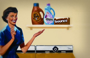 P&G Wanes Nostalgic (But Only a Little)