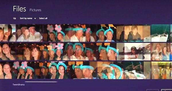 Windows 8 Metro Screenshot 10