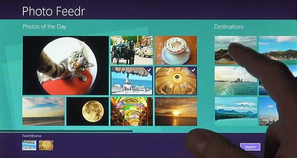 Windows 8 Metro Screenshot 11