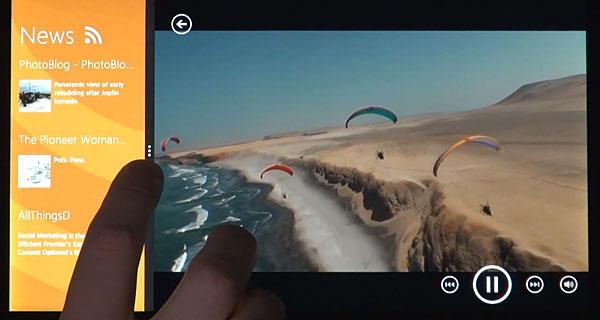 Windows 8 Metro Screenshot 6