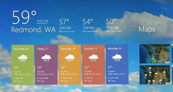 Windows 8 Metro Screenshot 7