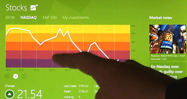 Windows 8 Metro Screenshot 8